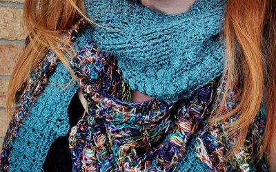 Spring into Spring with the Tidal Waves Scarflette